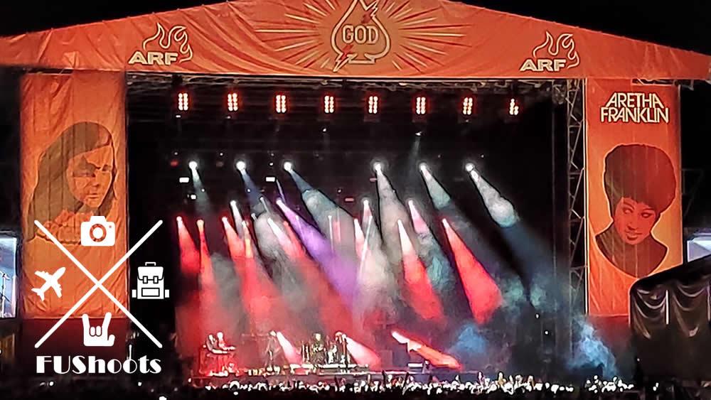 Reseña de azkena rock fest 2019